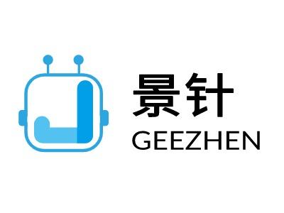 景针公司logo设计
