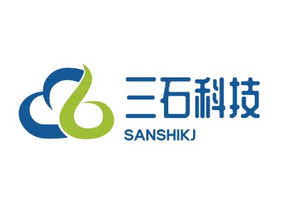 三石科技公司logo设计