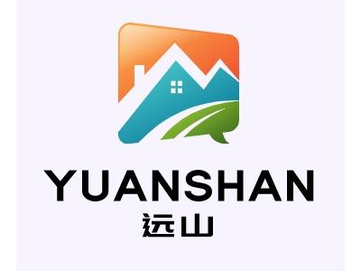远山企业标志设计