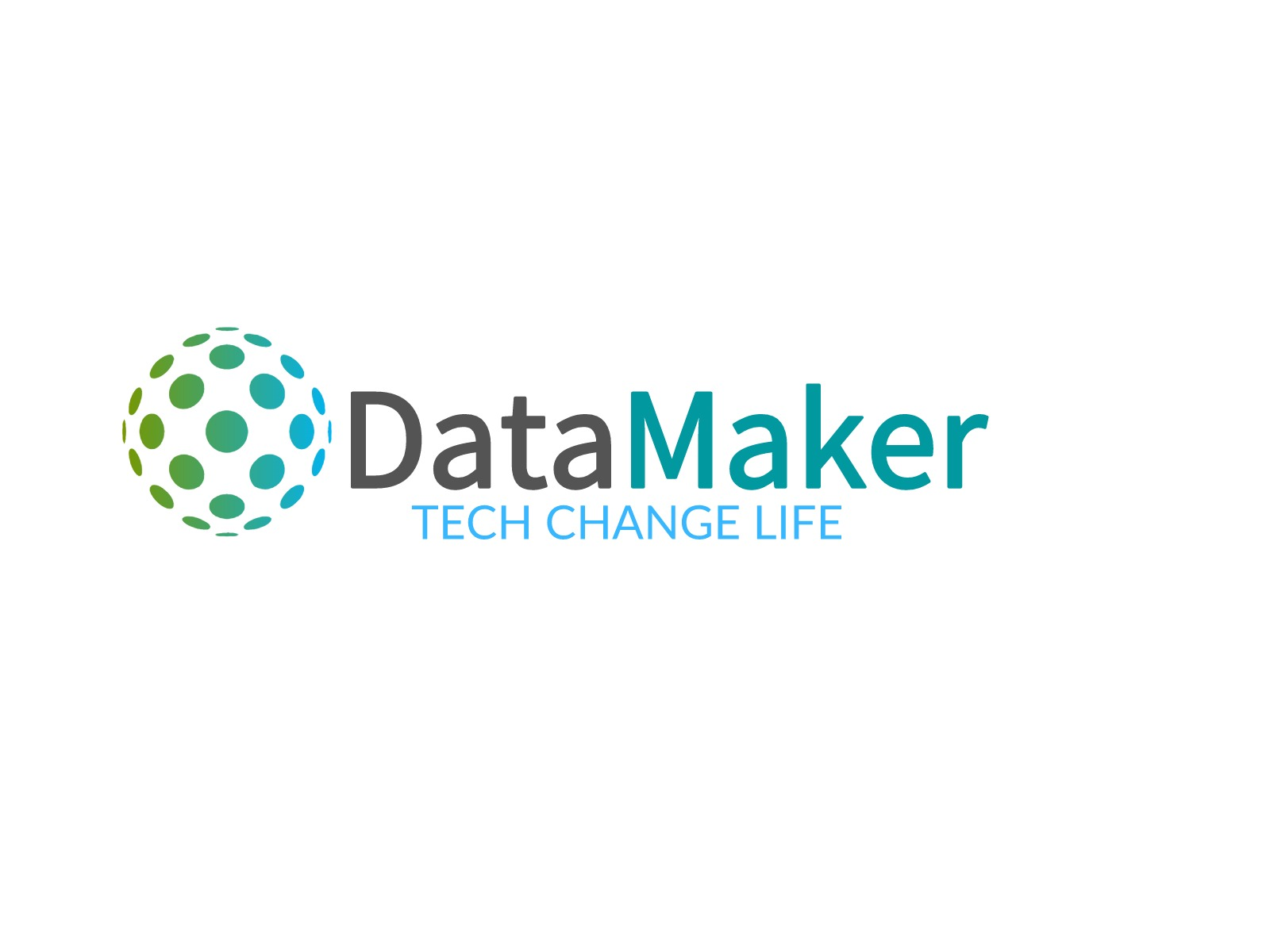 DataMaker公司logo设计