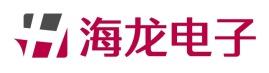 济南海龙电子公司logo设计