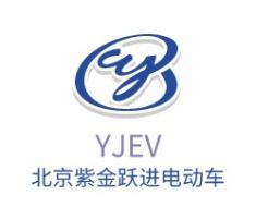 西安YJEV公司logo设计