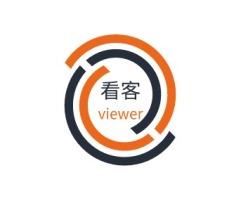 看客logo标志设计