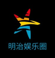 大连明治娱乐圈logo标志设计