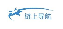 汕尾链上导航公司logo设计