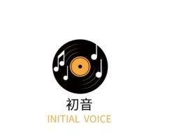 武汉初音logo标志设计