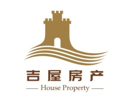 苏州吉屋房产公司logo设计