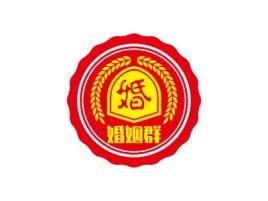 合肥婚姻群门店logo设计