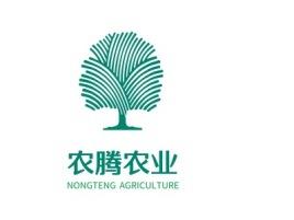 太原农腾农业品牌logo设计