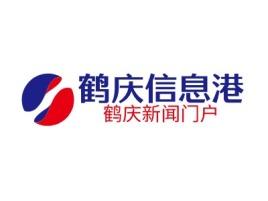 西安鹤庆信息港公司logo设计