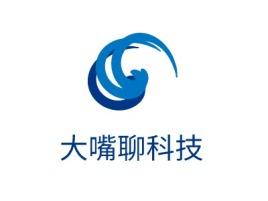 武汉大嘴聊科技公司logo设计