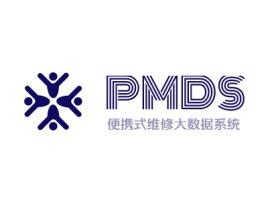 大连PMDS公司logo设计