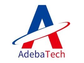 韶关AdebaTech公司logo设计