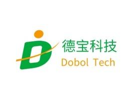 郑州德宝科技企业标志设计