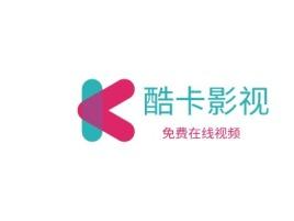 东莞酷卡影视logo标志设计