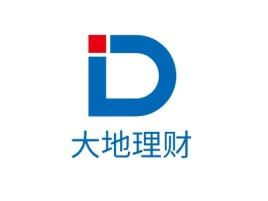 广州大地理财公司logo设计