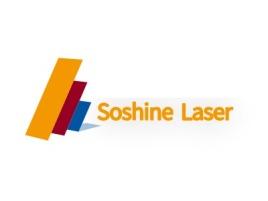 沈阳Soshine Laser企业标志设计