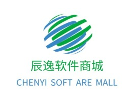 太原辰逸软件商城公司logo设计