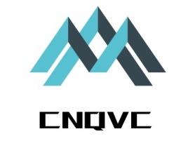梅州Cnqvc公司logo设计