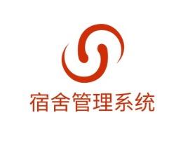 广州宿舍管理系统logo标志设计