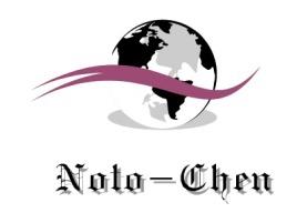 长沙Noto-Chen公司logo设计