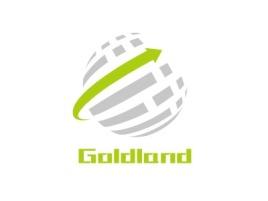 深圳Goldland公司logo设计