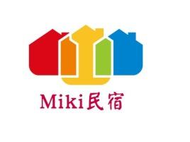 大连Miki民宿企业标志设计