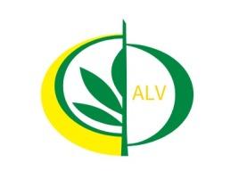 杭州ALV品牌logo设计