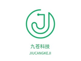 佛山九苍科技公司logo设计
