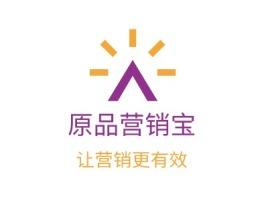 深圳原品营销宝公司logo设计