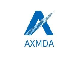 云浮AXMDA店铺标志设计