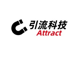 惠州引流科技公司logo设计