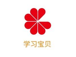 云浮学习宝贝logo标志设计