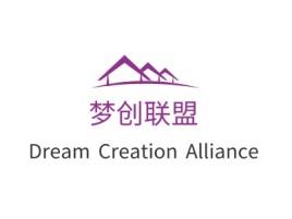 成都梦创联盟企业标志设计