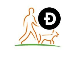 佛山Dog Walker logo标志设计