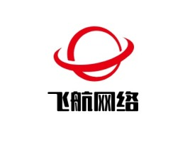 太原飞航网络公司logo设计
