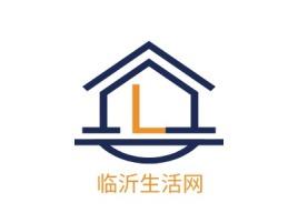 深圳临沂生活网企业标志设计