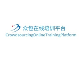 广州众包在线培训平台公司logo设计