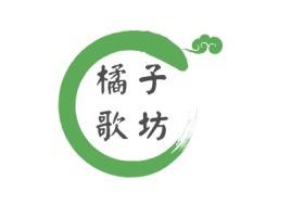 大连苹果音乐公司logo设计
