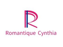 西安Romantique Cynthia公司logo设计