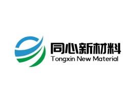 长沙同心新材料企业标志设计
