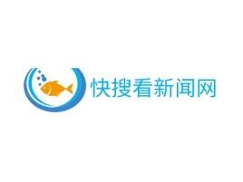 江门快搜看新闻网门店logo设计