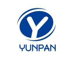 厦门YUNPAN公司logo设计