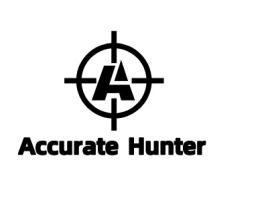 东莞Accurate Hunter店铺标志设计