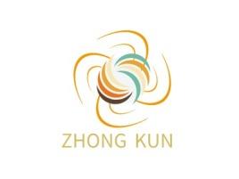 佛山ZHONG KUN公司logo设计
