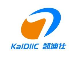 深圳凯迪仕 企业标志设计