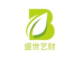 惠州盛世艺财店铺标志设计
