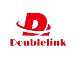 云浮Doublelink公司logo设计