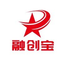 合肥融创宝公司logo设计
