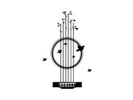 云浮楚竹燕歌logo标志设计